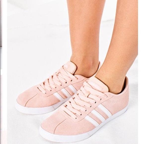 adidas Shoes | Adidas Neo Blush Shoes | Poshmark